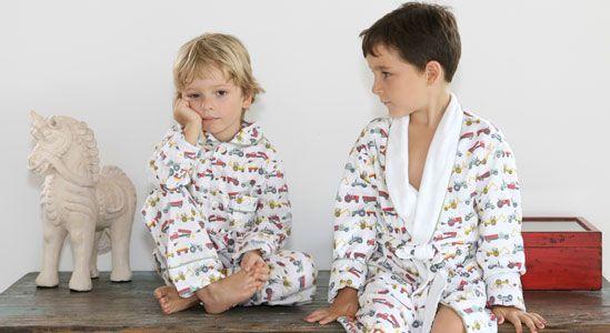 Long Pyjamas