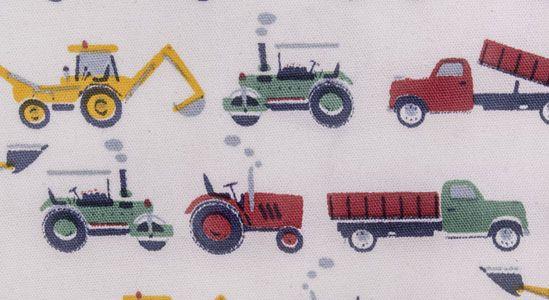Tractor Colour