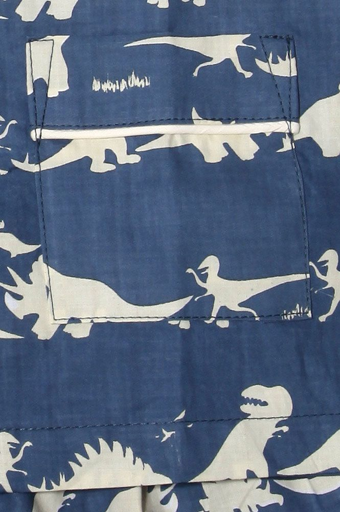 Dinosaur Blue Short Pyjamas Short Boys Em Amp Lu Em Amp Lu