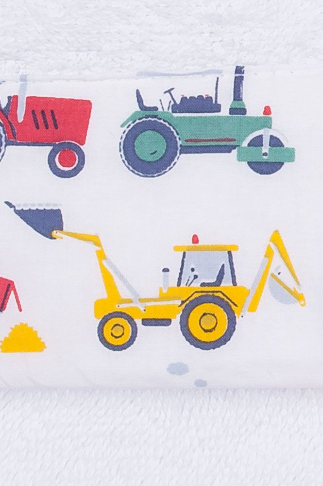 Tractor Colour Towel Collection Bathroom Home Em