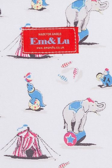 Circus Sponge Bag