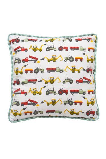 Tractor Colour Cushion