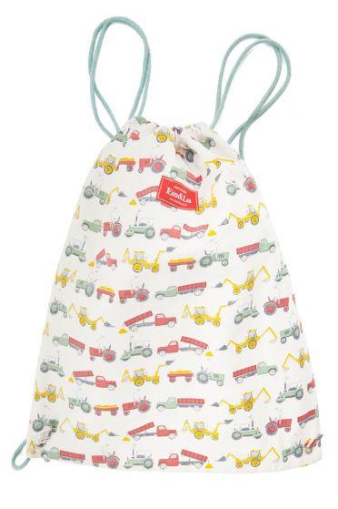 Em&Lu Colour Tractor String Bag