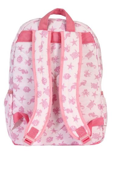 Ocean Pink Backpack