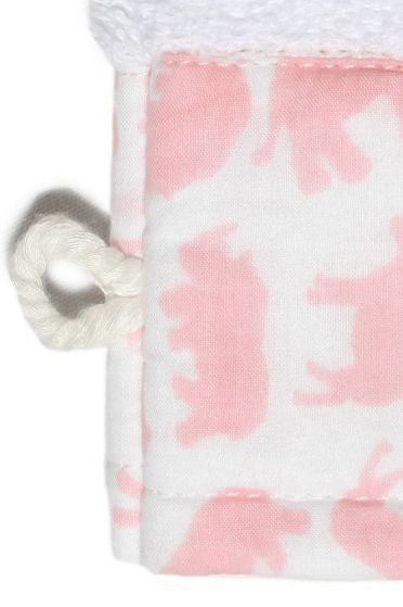 Safari Pink Wash Mitt