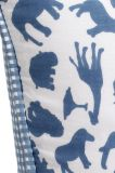 Safari Blue Cushion