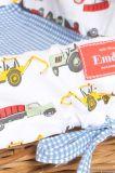 Tractor Colour Wicker Tray