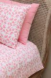 Safari Pink Duvet Cover