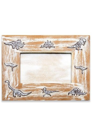 Dino Grey Photo Frame