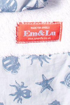Ocean Blue Towel Collection