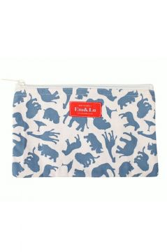 Safari Blue Sponge Bag