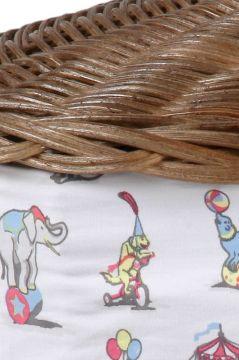 Circus Laundry Basket