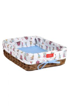 Circus Wicker Tray
