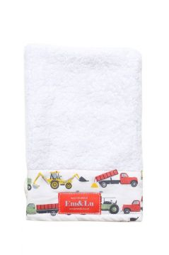 Tractor Colour Wash Mitt