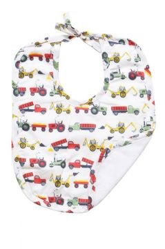 Tractor Colour Bib