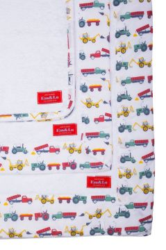 Tractor Colour Towel Collection