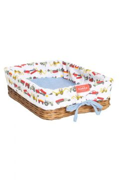 Tractor Colour Wicker Tray