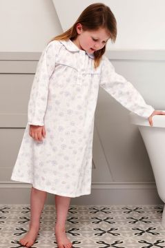 Dandelion Long Sleeve Nightie