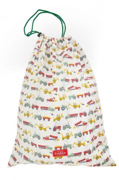 Em&Lu Colour Tractor Laundry Bag
