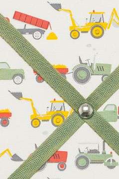 Colour Tractor Picture Board