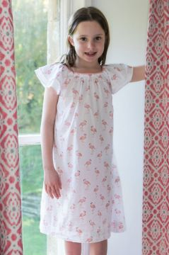 Flamingo Summer Nightie