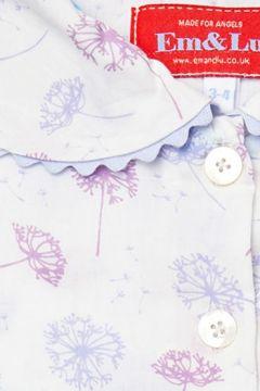 Dandelion Cotton Short Set