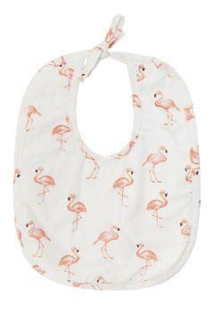 Flamingo Bib