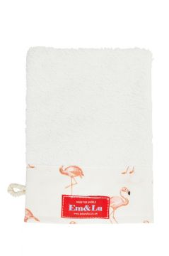 Flamingo Wash Mitt
