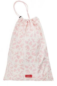 Em&Lu Safari Pink Laundry Bag