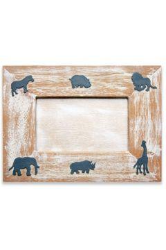 Safari Blue Photo Frame