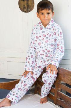 Football Classic Pyjama