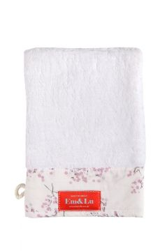Lilac Blossom Wash Mitt