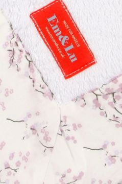 Lilac Blossom Change Mat