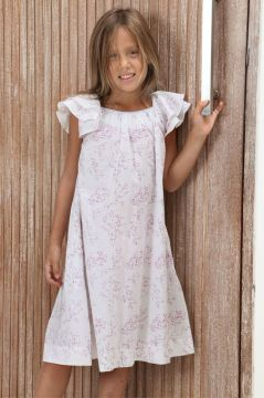 Lilac Blossom Summer Nightie