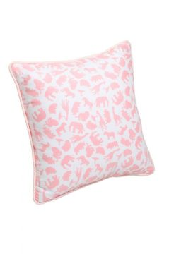 Safari Pink Cushion