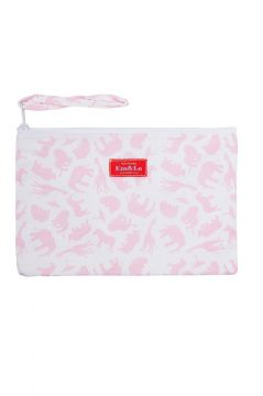 Safari Pink Sponge Bag