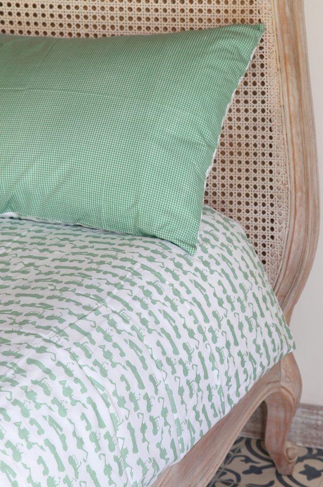 Tractor Green Duvet Cover Bedroom Home Em Amp Lu Em Amp Lu