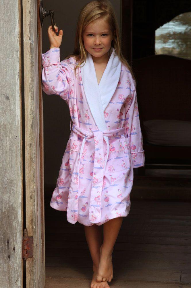 Ballerina Dressing Gown | Dressing Gown | Girls | Em & Lu | Em&Lu