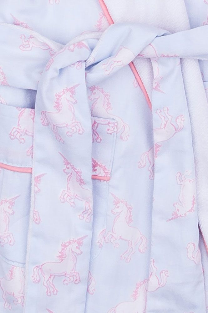 Unicorn Dressing Gown | Dressing Gowns | Girls | Em& Lu | Em&Lu