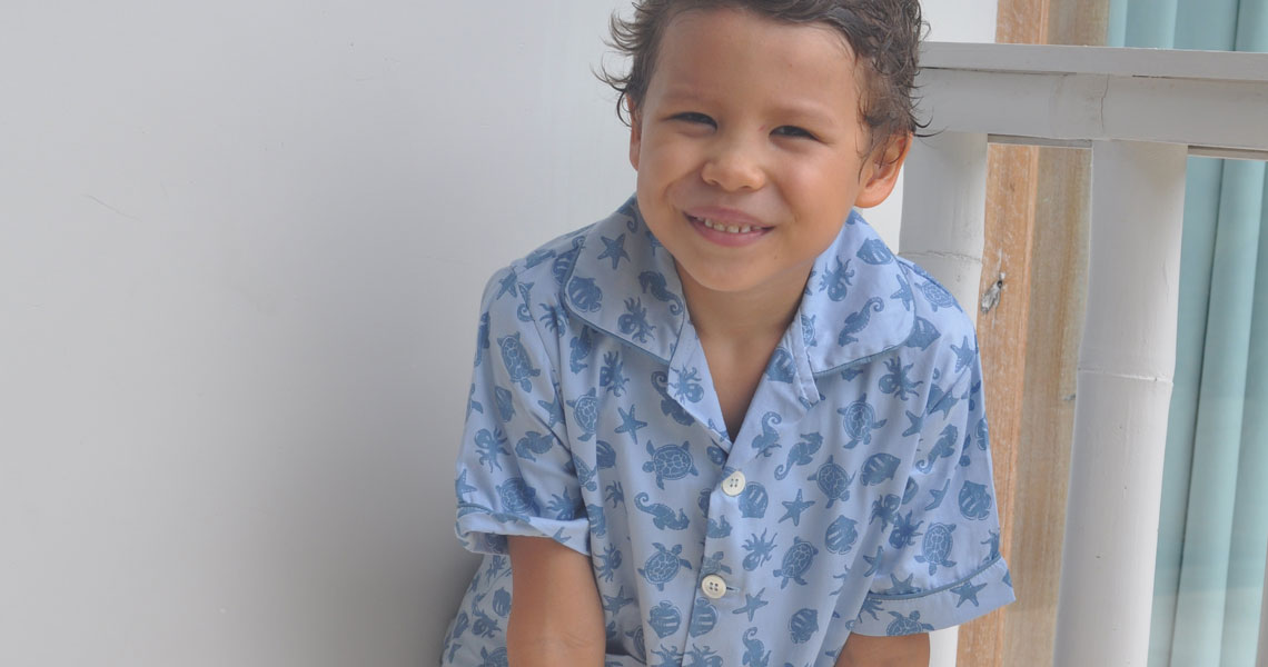 Em&Lu Boys Summer Pyjamas