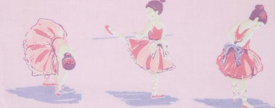 Em&Lu Ballerina Print
